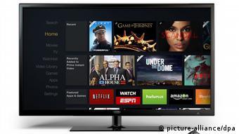 Amazon Fire TV, Copyright: dpa - Bildfunk