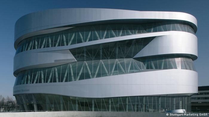 Stuttgart an architecture walk allinfo for Design apartment zuffenhausen