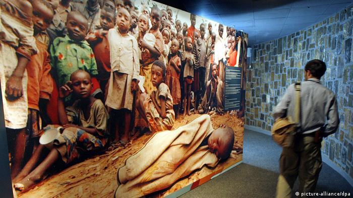 Genozid-Gedenkstätte Gisozi