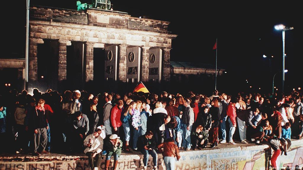 Así Fue El Día En Que Cayó El Muro De Berlín Alemania Dw 04 11 2019