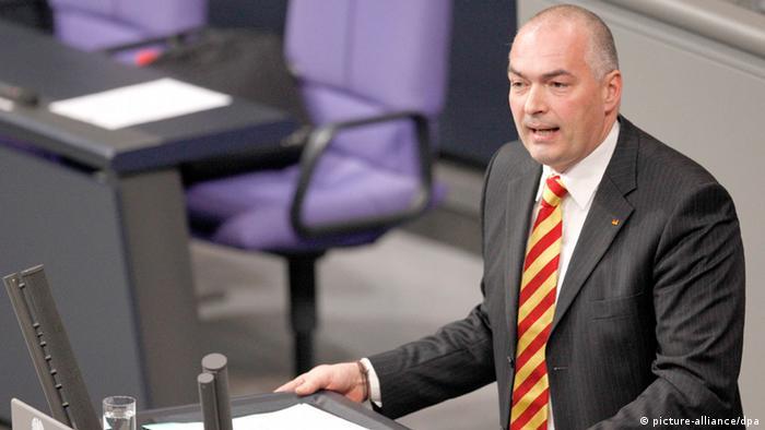 Депутат бундестага Аксель Фишер