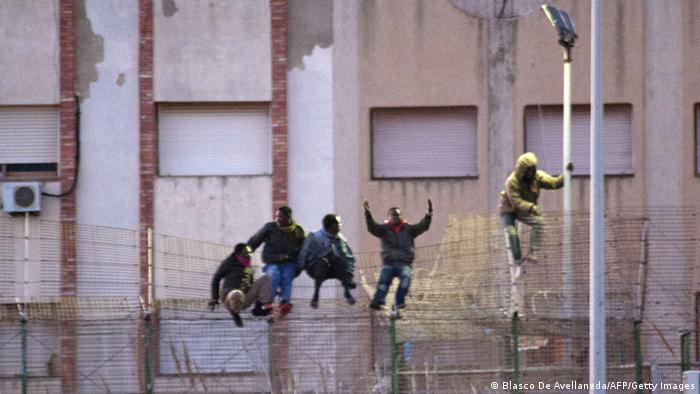 Melilla Immigration