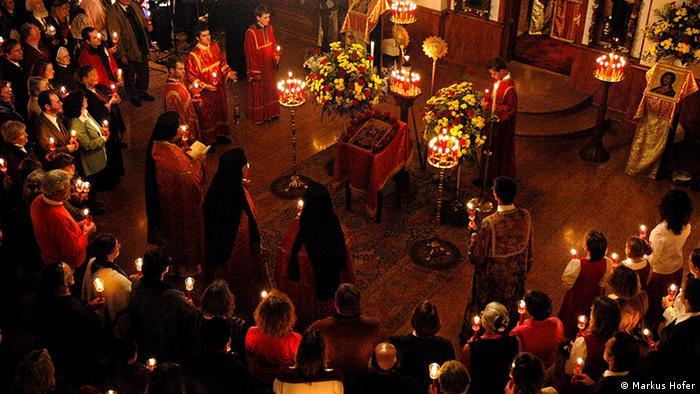 Ostermesse Benediktinerabtei St. Mauritius Niederalteich