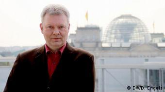 DW-Mitarbeiter Jens Thurau