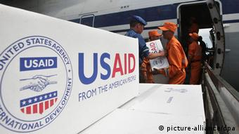 Hilfsorganisation USAID (picture-alliance/dpa)