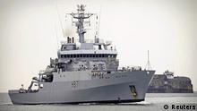 Großbritannien Australien Malaysia Suche nach Flug MH370 geht weiter HMS Echo