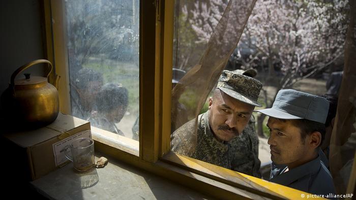 Afghanistan Deutschland AP Kriegsfotografin Anja Niedringhaus von der Polizei erschossen Foto