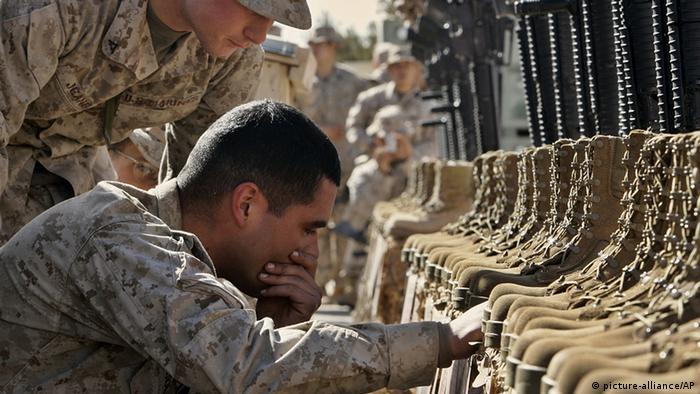 Deutschland AP Kriegsfotografin Anja Niedringhaus Foto Irak