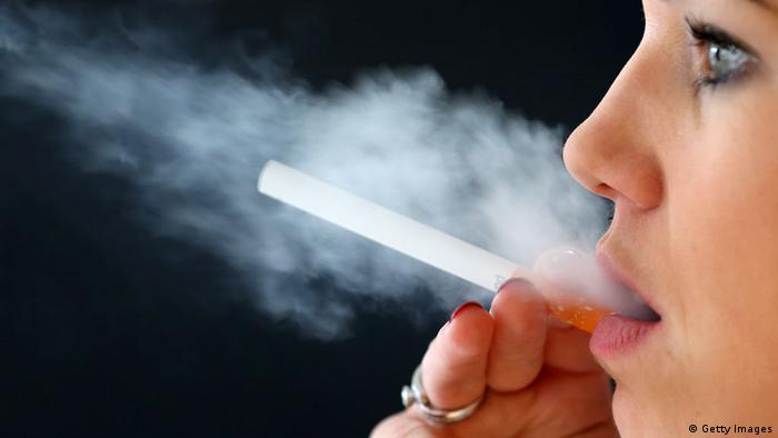 E-Cigarettes Elektrische Zigarette