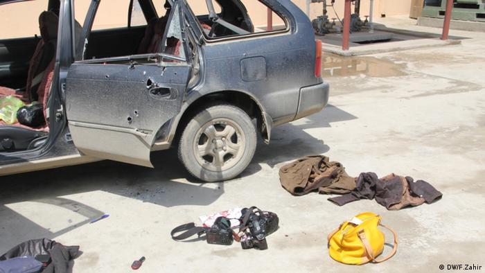 Kriegsfotografin Anja Niedringhaus erschossen in Afghanistan 04.04.2014