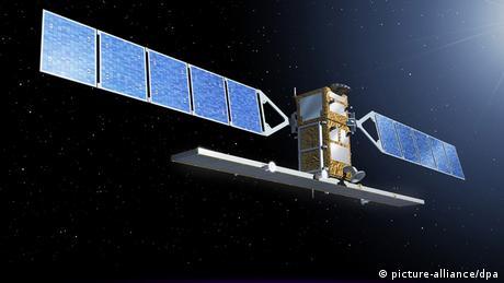 Copernicus Satellit Sentinel-1A