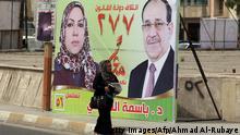Bagdad Wahlen 2014