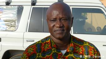 Guinea-Bissau - Arzt des ehemaligen Präsident Kumba Lalá