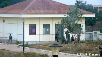 Guinea-Bissau - Kumba Lalá im Militärkrankenhaus