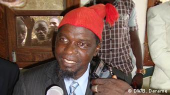 Kumba Iala, ehemaliger Präsident von Guinea-Bissau