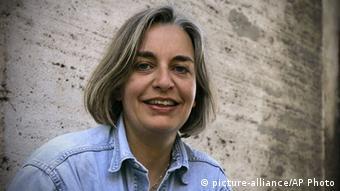 Kriegsfotografin Anja Niedringhaus Archivbild 2005 Rom