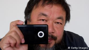 Ai Weiwei (photo: Ed Jones/AFP/Getty Images)