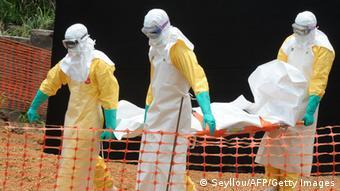 Ebola-Virus in Guinea