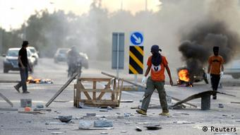 Proteste der Opposition gegen Formel 1-Rennen in Bahrain