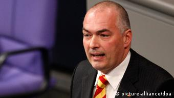 Der Bundestagsabgeordnete Axel E. Fischer von der CDU (Foto: dpa)