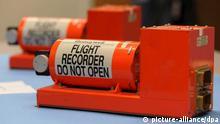 Flugdatenschreiber / Flugschreiber