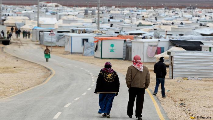 Сирійські біженці в Йорданії