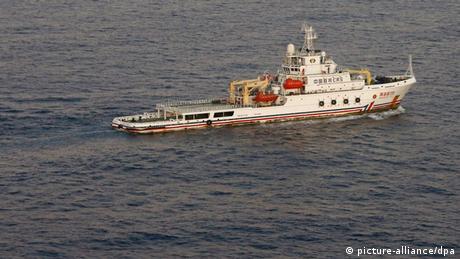 Suche nach MH370