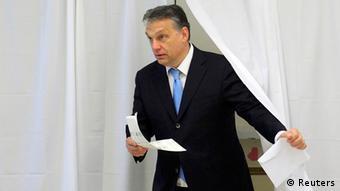 O Bίκτορ Όρμπαν επανεκλέγεται πρωθυπουργός στην Ουγγαρία