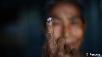 Indien Parlamenstwahlen 2014