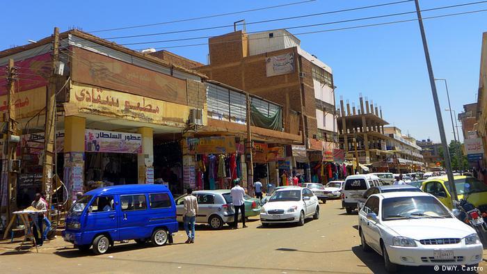 Khartoum in Sudan (Photo: DW/Yamila Castro)