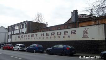 Компания Robert Herder GmbH & Co в Золингене