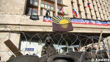 Ostukraine Krise 07.04.2014 Donezk