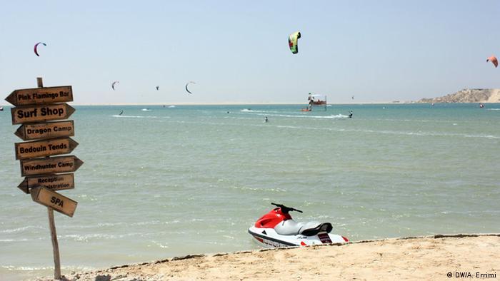 Ad-Dakhla Marocco Westsahara Kitesurfing Weltmeisterschaft