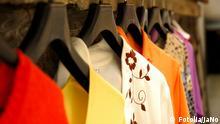 Symbolbild Mode Kleidung