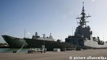 Donald Cook Zerstörer NATO Kriegsschiff