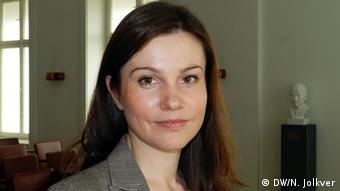 Author Joanna Fomina