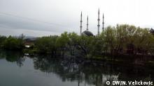 Moschee in Sanski Most Bilder zur Stadt Sanski Most zum Thema: Sanski Most - 20 Jahre nach dem Krieg, Autor: DW/Nenad Velickovic, Datum: 6/7.4.2014.