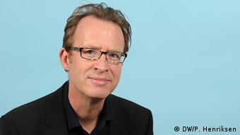 DW-Redakteur Jochen Kürten (Foto: DW/Per Henriksen)