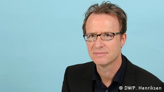 DW-Redakteur Jochen Kürten (Foto: DW/Henriksen)