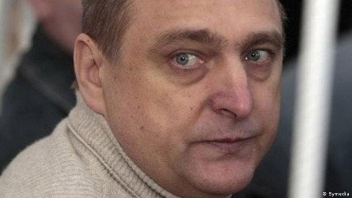 Белорусский предприниматель и политический активист Николай Автухович