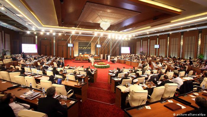 Parlament in Libyen