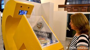 Ausstellung Deutschland von A-Z in Sao Paulo