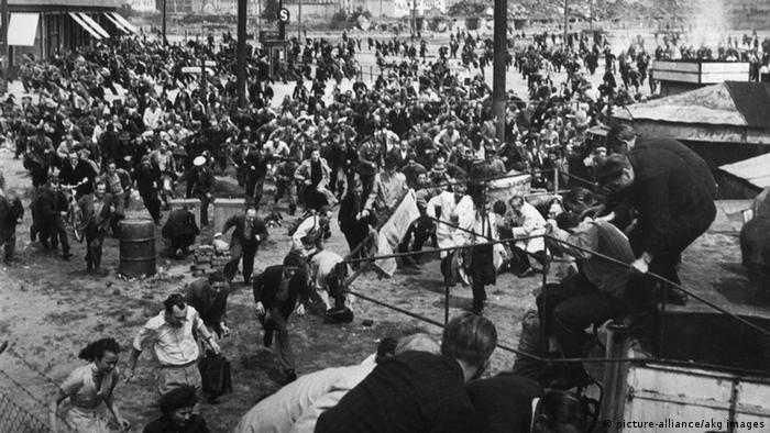 DDR Volksaufstand vom 17. Juni 1953