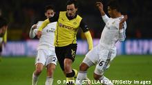 Fußball Champions League Viertelfinale Borussia Dortmund Real Madrid