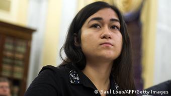 USA China Uiguren Jewher Ilham Tochter von Ilham Tohti