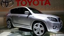 Japan Auto Toyota ruft Autos zurück RAV4