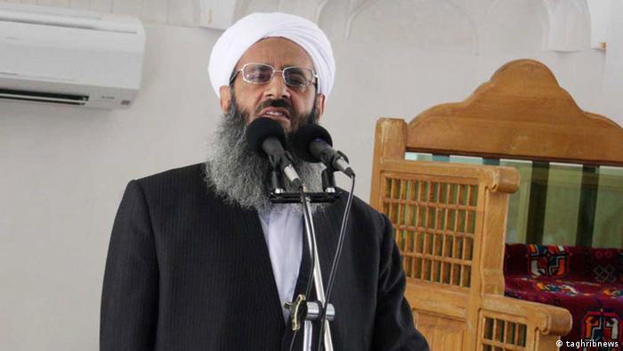 Image result for مولانا عبدالحمید جز تهران اجازه سفر به استان های دیگر را ندارد