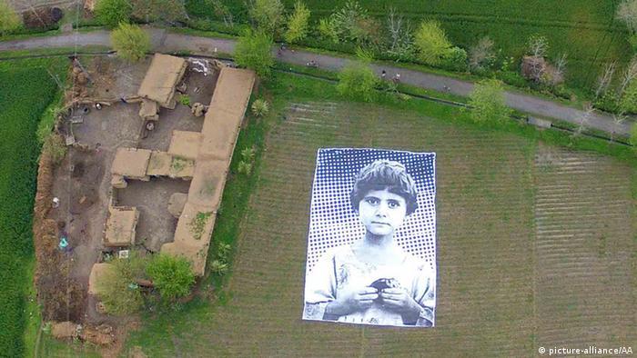 Protest gegen Dronenangriffe in Pakistan (picture-alliance/AA)