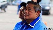 Indonesien Wahlen Parlamentswahlen Präsident Susilo Bambang Yudhoyono