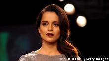 Indien Film Bollywood Schauspielerin Kangana Ranaut (STRDEL/AFP/Getty Images)